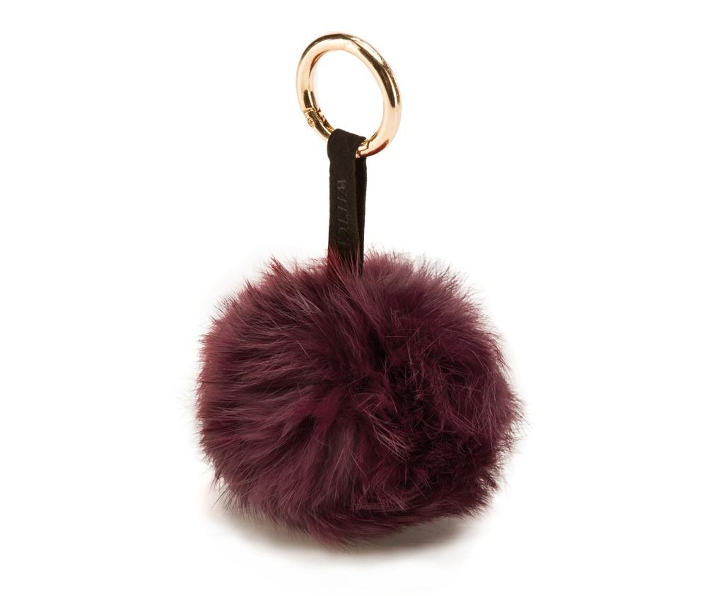 БрелокБрелок<br><br>секс: женщина<br>Цвет: фиолетовый<br>материал:: Мех шерстяной<br>высота (см):: 13<br>ширина (см):: 9