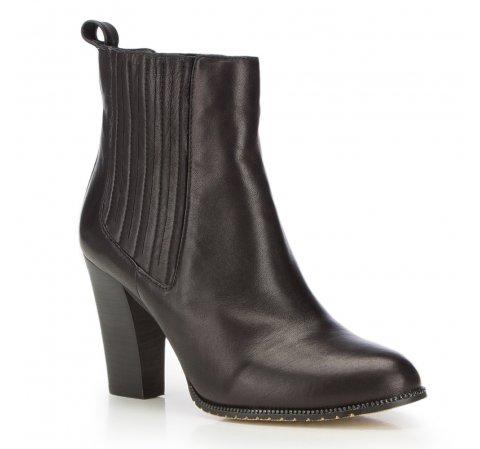 Buty damskie, czarny, 79-D-802-5-40, Zdjęcie 1