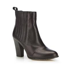 Buty damskie, czarny, 79-D-802-1-40, Zdjęcie 1
