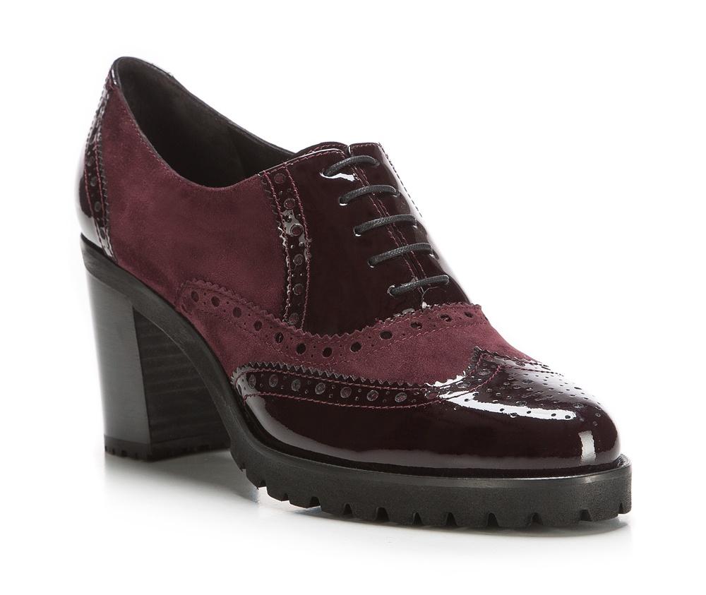 Обувь женская Wittchen 85-D-100-2, вишневый