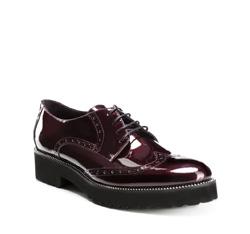 Buty damskie, wiśniowy, 85-D-110-2-39_5, Zdjęcie 1