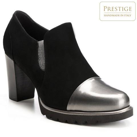 Buty damskie, czarny, 85-D-112-1-37, Zdjęcie 1