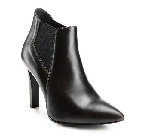 Buty damskie, czarny, 85-D-205-1-35, Zdjęcie 1