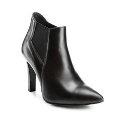 Buty damskie, czarny, 85-D-205-1-39, Zdjęcie 1