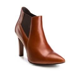 Buty damskie, brązowy, 85-D-205-5-38, Zdjęcie 1