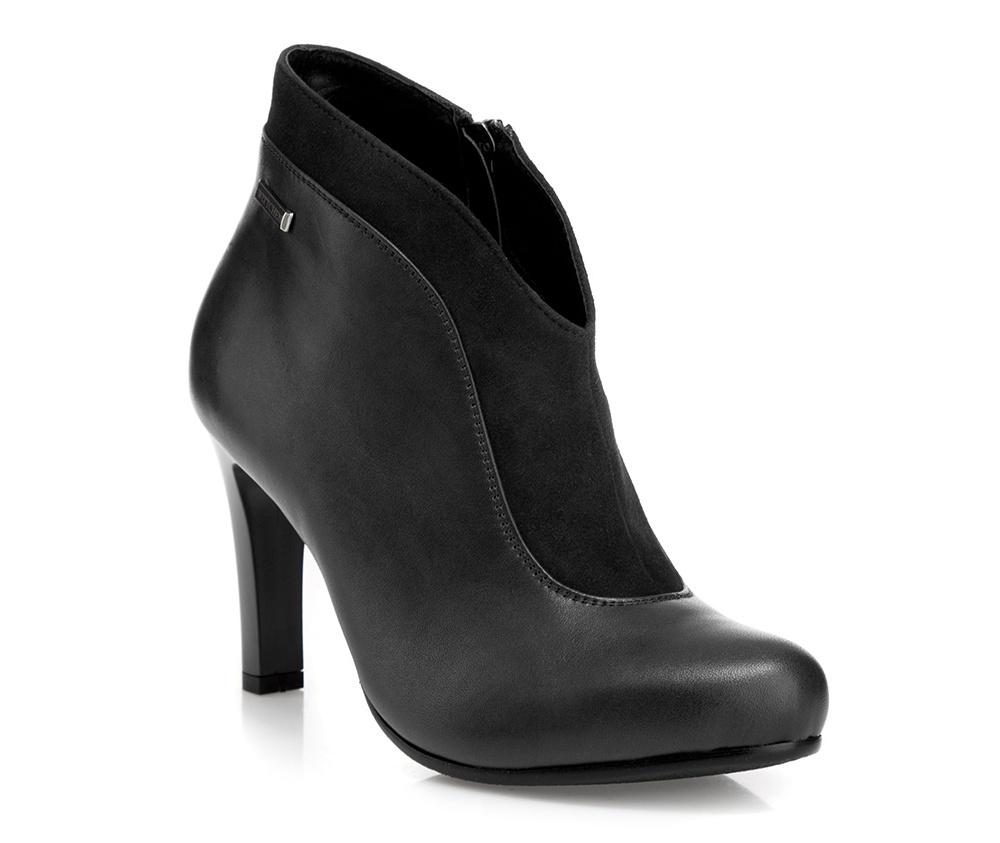 Обувь женскаяОбувь женская<br><br>секс: женщина<br>Цвет: черный<br>Размер EU: 40<br>материал:: Натуральная кожа<br>примерная высота каблука (см):: 8,5