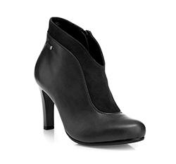 Buty damskie, czarny, 85-D-207-1-37, Zdjęcie 1