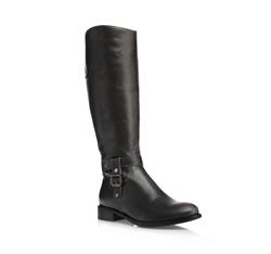 Buty damskie, czarny, 85-D-210-1-38, Zdjęcie 1