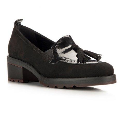 Buty damskie, czarny, 85-D-300-1-35, Zdjęcie 1