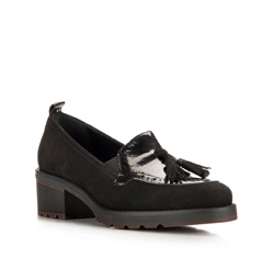 Buty damskie, czarny, 85-D-300-1-41, Zdjęcie 1