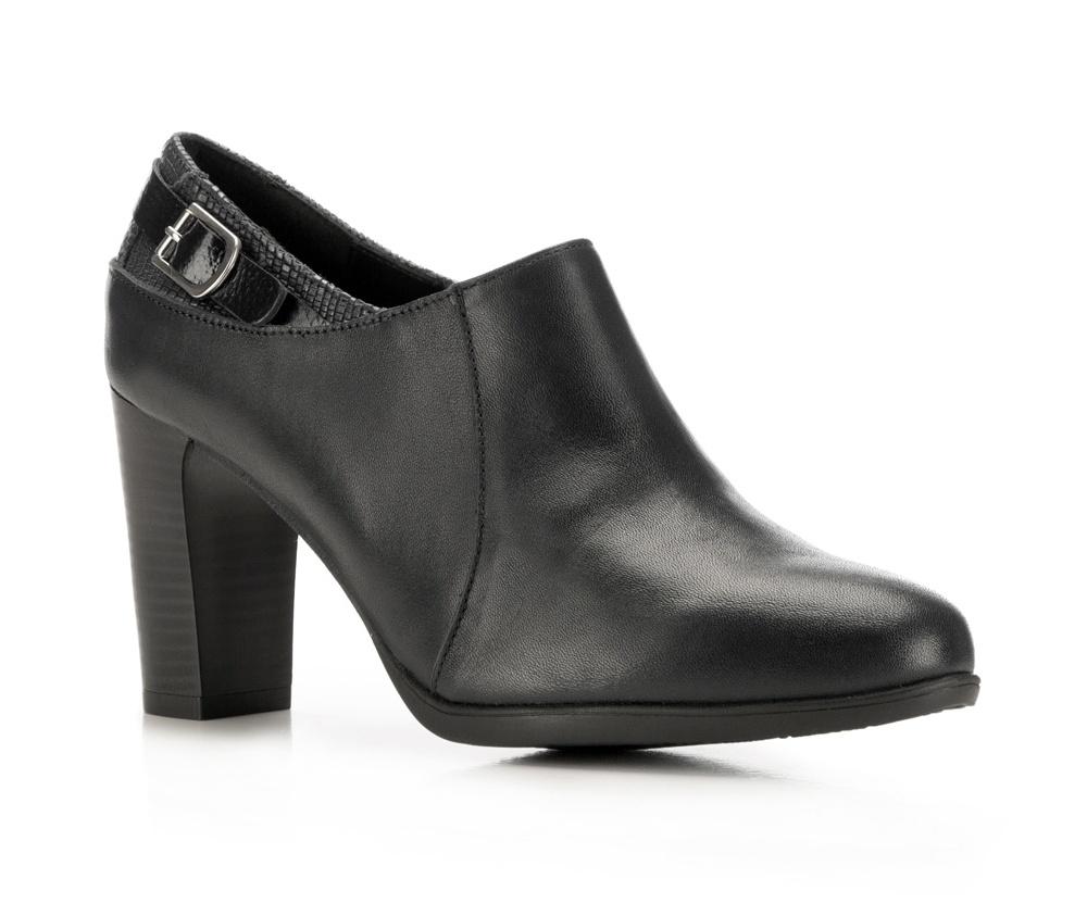 Обувь женскаяЖенские ботинки выполнены по технологии \hand made\ из лучшей итальянской кожи наивысшего качества. Подошва полностью сделана из качественного синтетического материала.<br><br>секс: женщина<br>Цвет: черный<br>Размер EU: 39<br>материал:: Натуральная кожа<br>примерная высота каблука (см):: 8