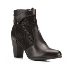 Buty damskie, czarny, 85-D-308-1-38, Zdjęcie 1