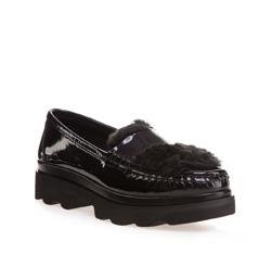 Buty damskie, czarny, 85-D-353-1-38, Zdjęcie 1