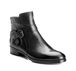 Buty damskie, czarny, 85-D-503-1-37, Zdjęcie 1