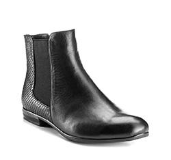 Buty damskie, czarny, 85-D-504-1-35, Zdjęcie 1