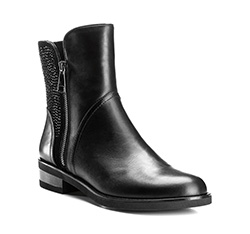Buty damskie, czarny, 85-D-506-1-39, Zdjęcie 1