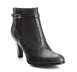 Buty damskie, czarny, 85-D-510-1-37, Zdjęcie 1