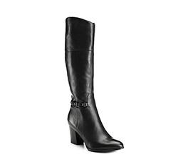 Buty damskie, czarny, 85-D-512-1-35, Zdjęcie 1