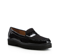 Buty damskie, czarny, 85-D-701-1-38, Zdjęcie 1
