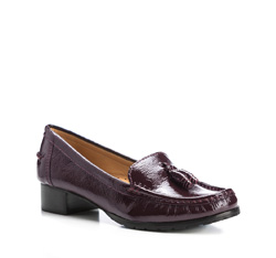 Buty damskie, śliwkowy, 85-D-704-2-39, Zdjęcie 1