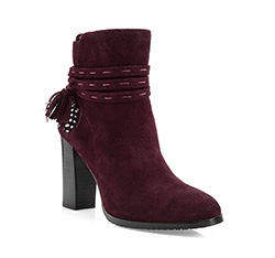 Women's ankle boots, violet, 85-D-900-2-41, Photo 1