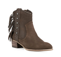 Buty damskie, brązowy, 85-D-901-4-40, Zdjęcie 1