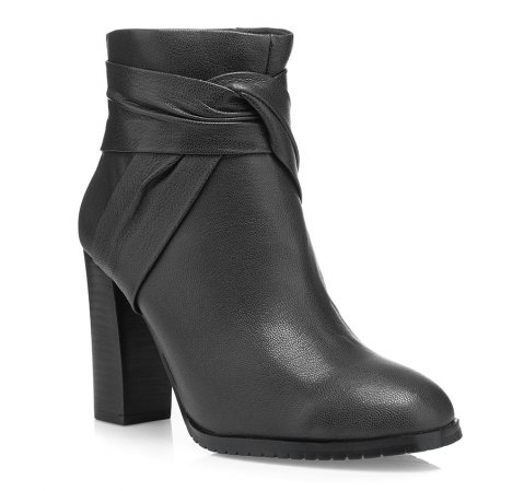 Buty damskie, czarny, 85-D-905-1-35, Zdjęcie 1