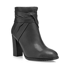 Buty damskie, czarny, 85-D-905-1-37, Zdjęcie 1