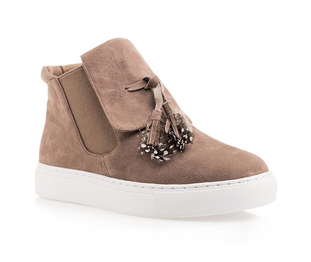 Обувь женская Wittchen 85-D-906-5, светло-коричневыйОбувь женская<br><br>секс: женщина<br>Цвет: коричневый<br>Размер EU: 39<br>материал:: Натуральная кожа<br>примерная высота каблука (см):: 3