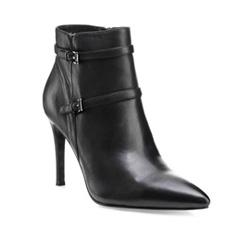 Buty damskie, czarny, 85-D-907-1-37, Zdjęcie 1