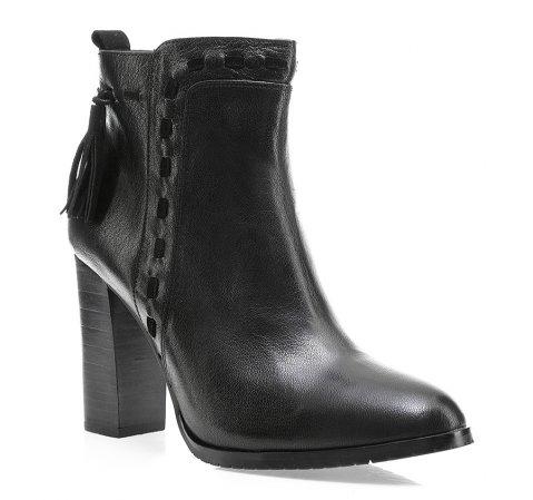 Buty damskie, czarny, 85-D-909-1-35, Zdjęcie 1
