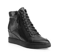 Buty damskie, czarny, 85-D-910-1-37, Zdjęcie 1