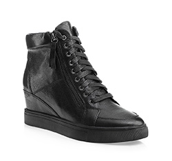 Buty damskie, czarny, 85-D-910-1-39, Zdjęcie 1