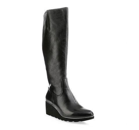 Buty damskie, czarny, 85-D-912-1-35, Zdjęcie 1
