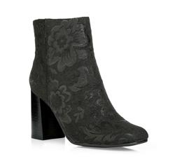 Buty damskie, czarny, 85-D-916-1-35, Zdjęcie 1