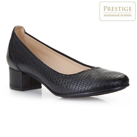 Buty damskie, czarny, 86-D-301-1-35, Zdjęcie 1