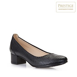 Buty damskie, czarny, 86-D-301-1-38, Zdjęcie 1