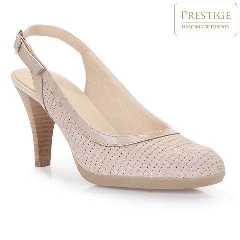 Buty damskie, beżowy, 86-D-304-7-35, Zdjęcie 1