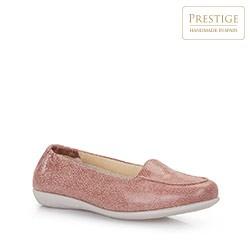 Buty damskie, różowy, 86-D-305-P-39, Zdjęcie 1