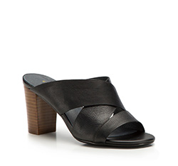 Buty damskie, czarny, 86-D-600-1-38, Zdjęcie 1