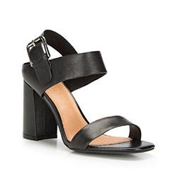 Buty damskie, czarny, 86-D-652-1-38, Zdjęcie 1
