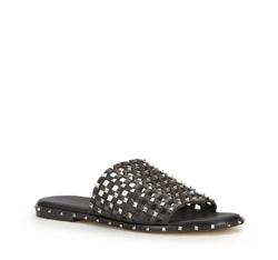 Buty damskie, czarny, 86-D-655-1-40, Zdjęcie 1