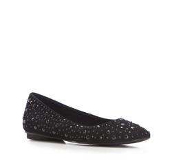 Buty damskie, czarny, 86-D-656-1-41, Zdjęcie 1