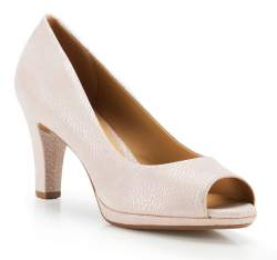 Туфли женские  Wittchen 86-D-706-P, бледно - розовый 86-D-706-P