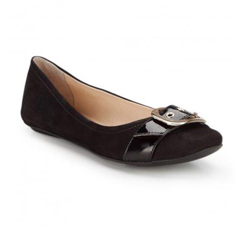 Buty damskie, czarny, 86-D-757-1-37, Zdjęcie 1