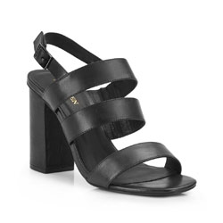 Women's sandals, black, 86-D-903-1-37, Photo 1