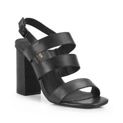 Buty damskie, czarny, 86-D-903-1-38, Zdjęcie 1