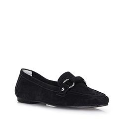 Buty damskie, czarny, 86-D-913-1-37, Zdjęcie 1