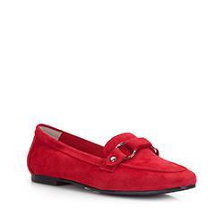 Buty damskie, czerwony, 86-D-913-3-36, Zdjęcie 1