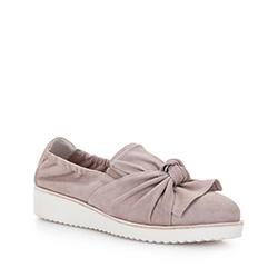 Buty damskie, beżowy, 86-D-914-5-40, Zdjęcie 1
